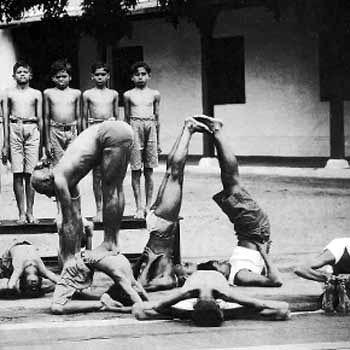 p jois yoga